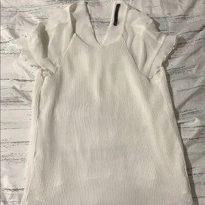 Brand new Zara top xs white